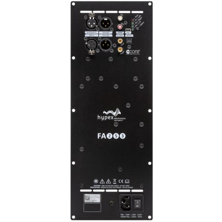 FA122 FusionAmp Hypex - 120W Ncore