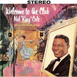 Nat KING COLE - WELCOME TO THE CLUB (LP)