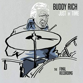 Buddy RICH - JUST IN TIME (LP)