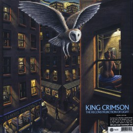 KING CRIMSON - THE RECONSTRUKCTION OF LIGHT (2 LP)