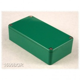 Hammond 1590BGR verde
