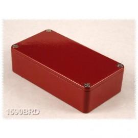 Hammond 1590BRD rosso