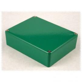 Hammond 1590XXGR Verde