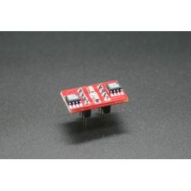 OPAMP AD825 Module Duale H