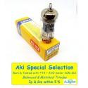 ECC83 - 12AX7 PHILIPS Miniwatt NOS-NIB   - 3% SPECIAL SELECTION - Single (v212)