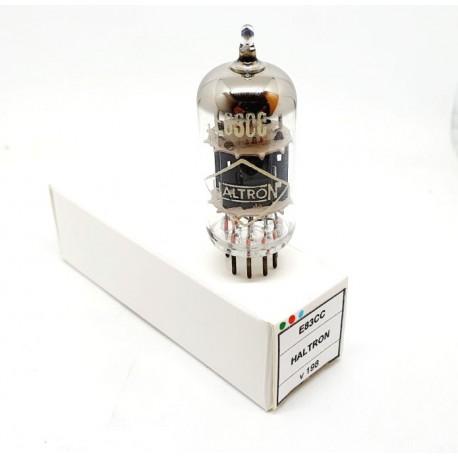 E83CC - 12AX7WA HALTRON Low Gain NOS Single (v198)