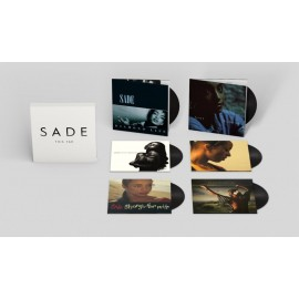 Sade - THIS FAR (LP Box set)