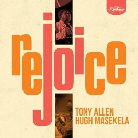 Tony ALLEN & Hugh MASEKELA - REJOICE (LP)