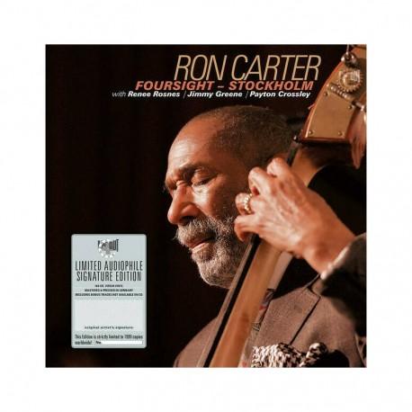 Ron CARTER - FOURSIGHT - STOCKHOLM (LP)