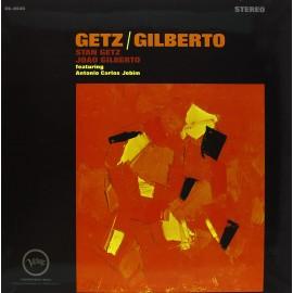 Stan GETZ & Joao GILBERTO - GETZ / GILBERTO (LP)