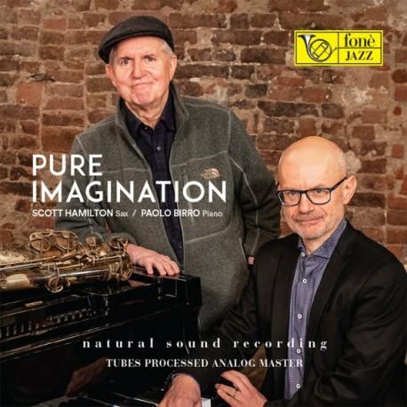 Scott HAMILTON / Paolo BIRRO - PURE IMAGINATION (LP)