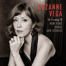 Suzanne VEGA - AN EVENING OF... NEW YORK SONGS AND STORIES (CD)