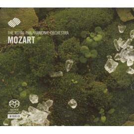 The ROYAL PHILHARMONIC ORCHESTRA - MOZART: VIOLIN CONCERTO (SACD Hybrid)