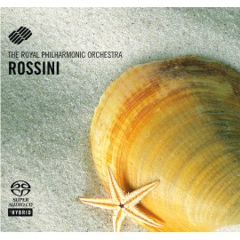 The ROYAL PHILHARMONIC ORCHESTRA - G. ROSSINI: OVERTURES (SACD Hybrid)