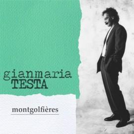 Gianmaria TESTA - MONTGOLFIERES (CD)