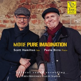 Scott HAMILTON & Paolo BIRRO - MORE PURE IMAGINATION (LP)