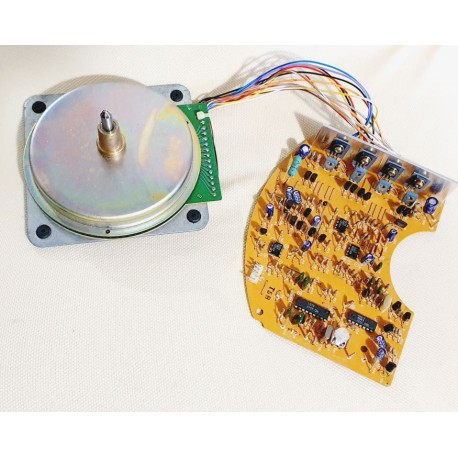 Direct Drive Motor with Controller Teksonor
