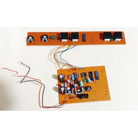 CS12-CS13 Teksonor Circuits