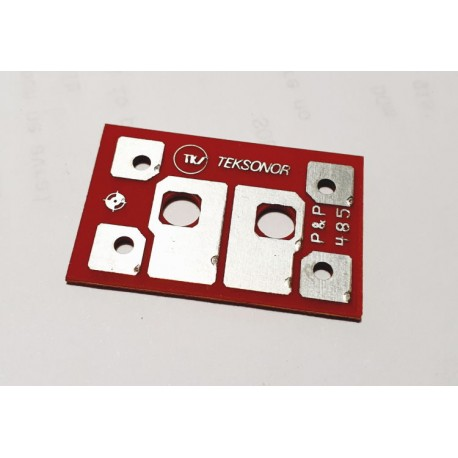 CS9 PCB Teksonor - Cadeberg Turntables
