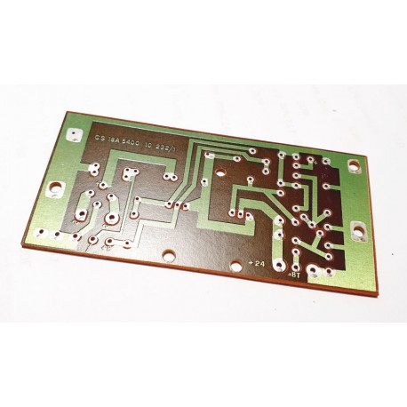 CS18A PCB Teksonor - Cadeberg Turntables