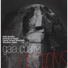 GAIA CUATRO - VISIONS (CD)