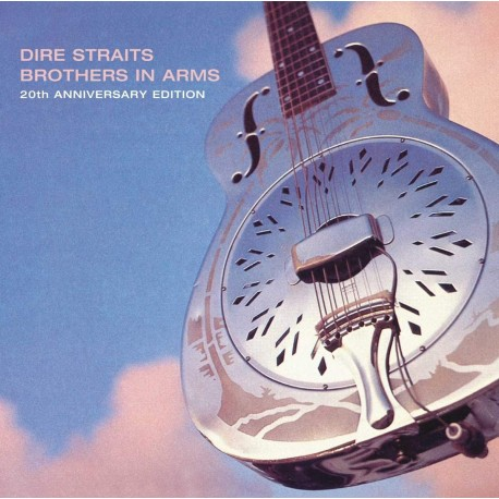 DIRE STRAITS - BROTHERS IN ARMS (SACD Hybrid)