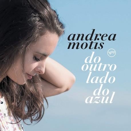 Andrea MOTIS - DO OUTRO LADO DO AZUL (CD)