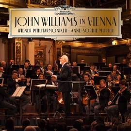 John WILLIAMS / Anne Sophie MUTTER / WIENER PHILARMONILER - JOHN WILLIAMS IN VIENNA (CD)