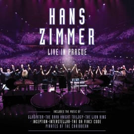 Hans ZIMMER - LIVE IN PRAGUE (2 CD)