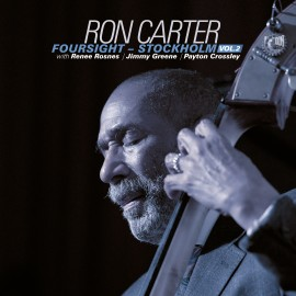 Ron CARTER - FOURSIGHT - STOCKHOLM Vol.2 (CD)