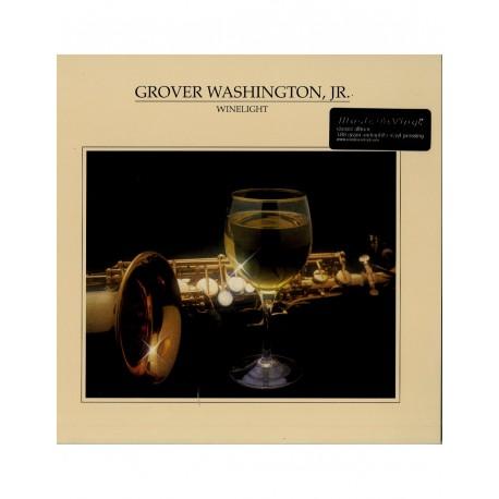 Grover WASHINGTON, JR - WINELIGHT (LP)