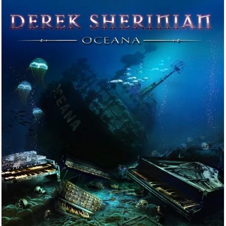 Derek SHERINIAN - OCEANA (LP)