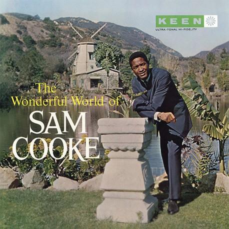 Sam COOKE - THE WONDERFUL WORLD OF SAM COOKE (LP)