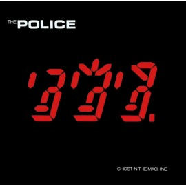 THE POLICE - GHOST IN THE MACHINE (LP)