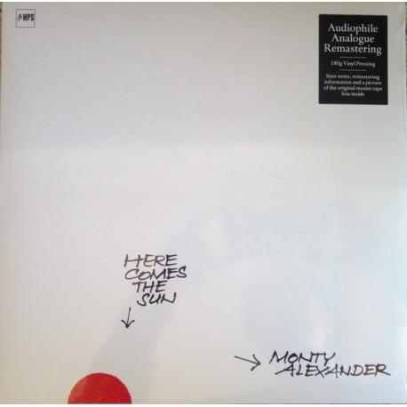 Monty ALEXANDER - HERE COMES THE SUN (LP)