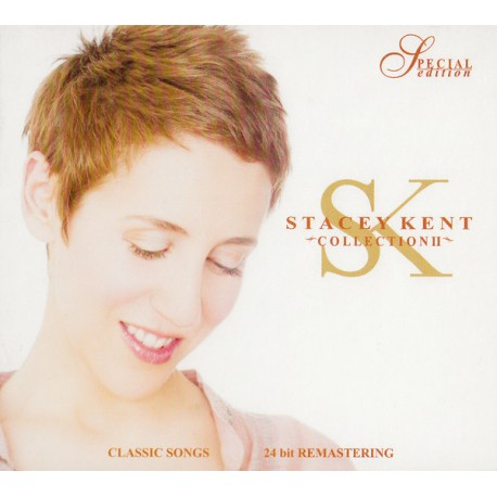 Stacey KENT - COLLECTION II [Special Edition 24 bit Remastering] (CD)