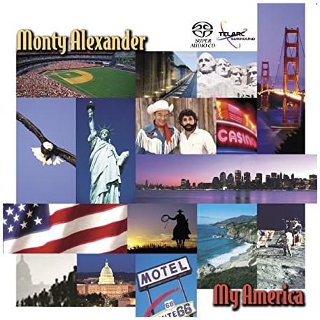 Monty ALEXANDER - MY AMERICA (SACD)