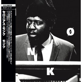 Thelonious MONK - MONK [Japanese Edition] (LP)