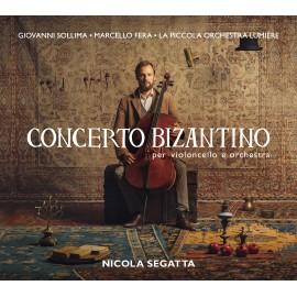 Nicola SEGATTA - CONCERTO BIZANTINO (LP)