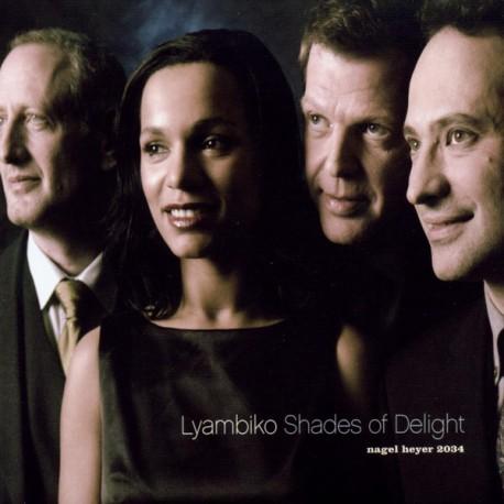 LYAMBIKO - SHADES OF DELIGHT (CD)