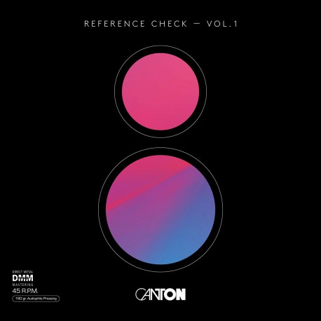 AA. VV. - REFERENCE CHECK VOL.1 - (2 LP)