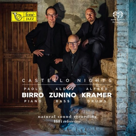 Paolo BIRRO, Aldo ZUNINO, Alfred KRAMER - CASTELLO NIGHTS (SACD)