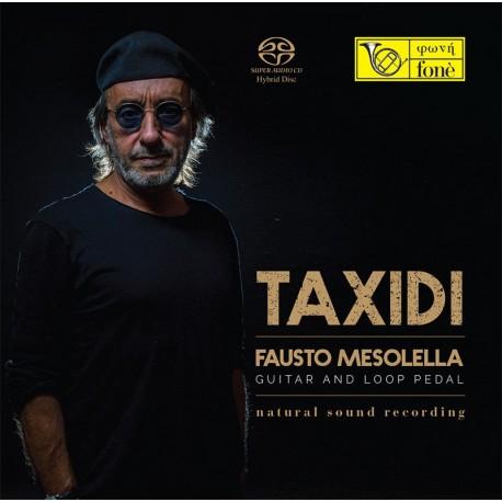 Fausto MESOLELLA - TAXIDI (SACD)
