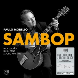 Paulo MORELLO - SAMBOP (LP)