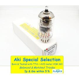 E88CC -6922 TESLA / JJ Slovakia NOS - 5% SPECIAL SELECT  - Single (v282)
