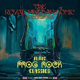The ROYAL PHILHARMONIC ORCHESTRA - PLAYS PROG ROCK CLASSICS (lLP)