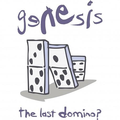 GENESIS - THE LAST DOMINO (4 LP)