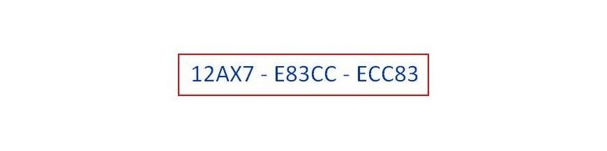 ECC83 - 12AX7- E83CC