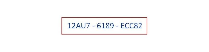 ECC82 - 12AU7 - 6189