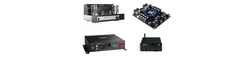 Electronics - Amplifiers